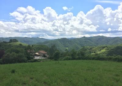 Panoramica sull'Agri