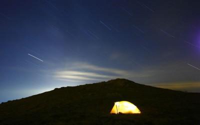 La magia del cielo stellato